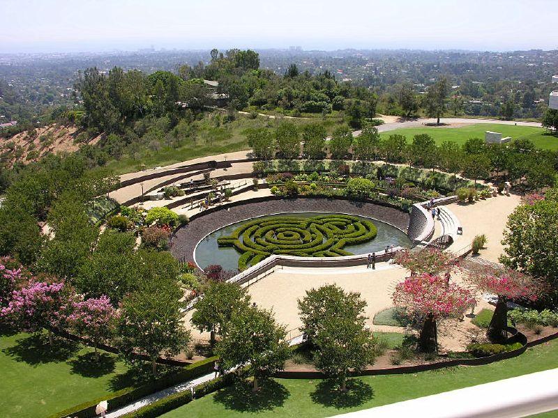 California Tourism Info Central Garden