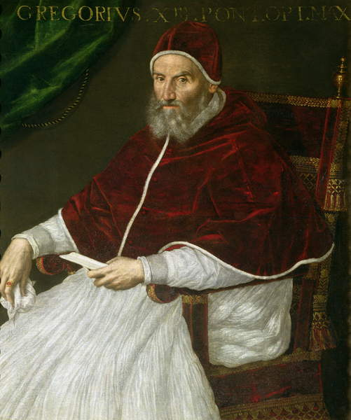 Depiction of Calendario gregoriano