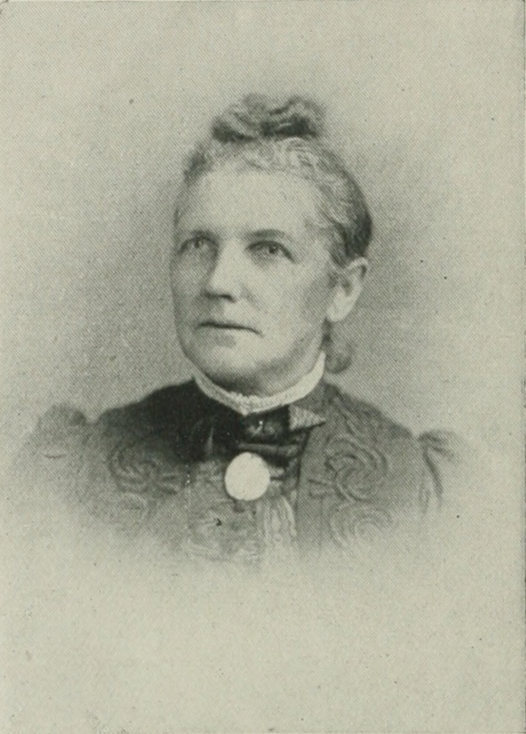 HARRIET NEWELL RALSTON A woman of the century (page 604 crop).jpg