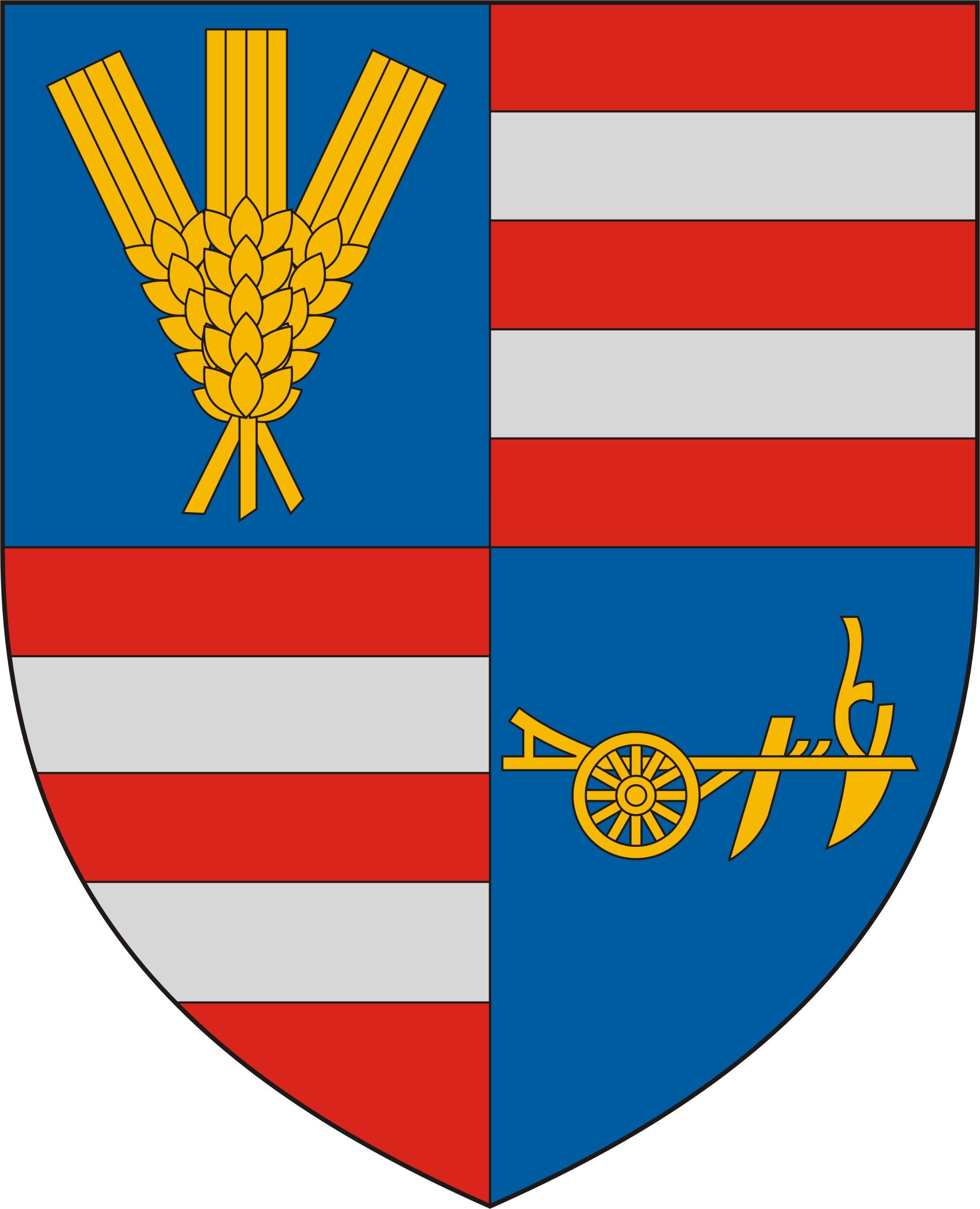 Iváncsa címere