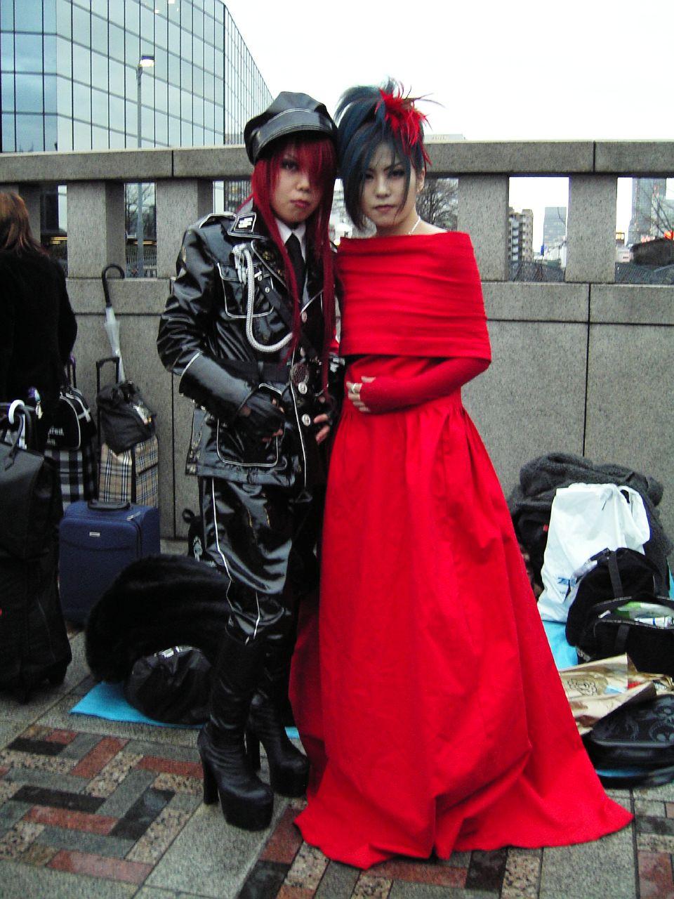 Cosplay Die Harajuku_vk_cosplays