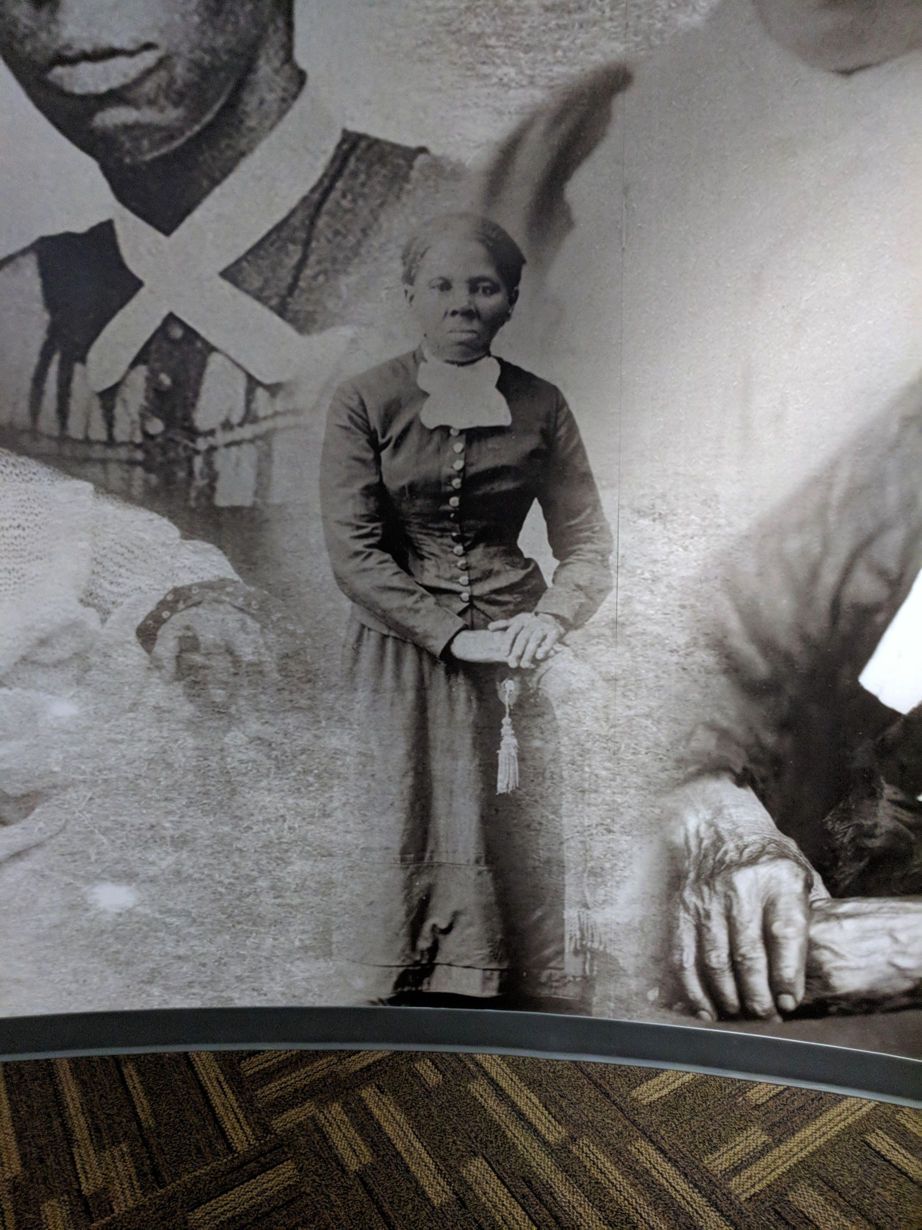 File:Harriet Tubman Underground Railroad Visitor Center Dorchester County 32.jpg - Wikimedia Commons