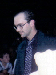 Harvey Wippleman as a manager in 1994