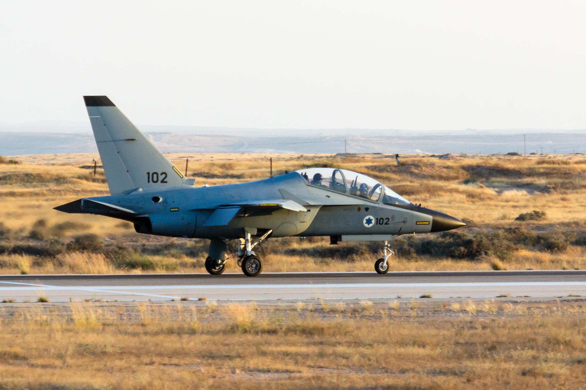 Alenia Aermacchi M-346 Lavi - Israel - Air Force | Aviation Photo ...