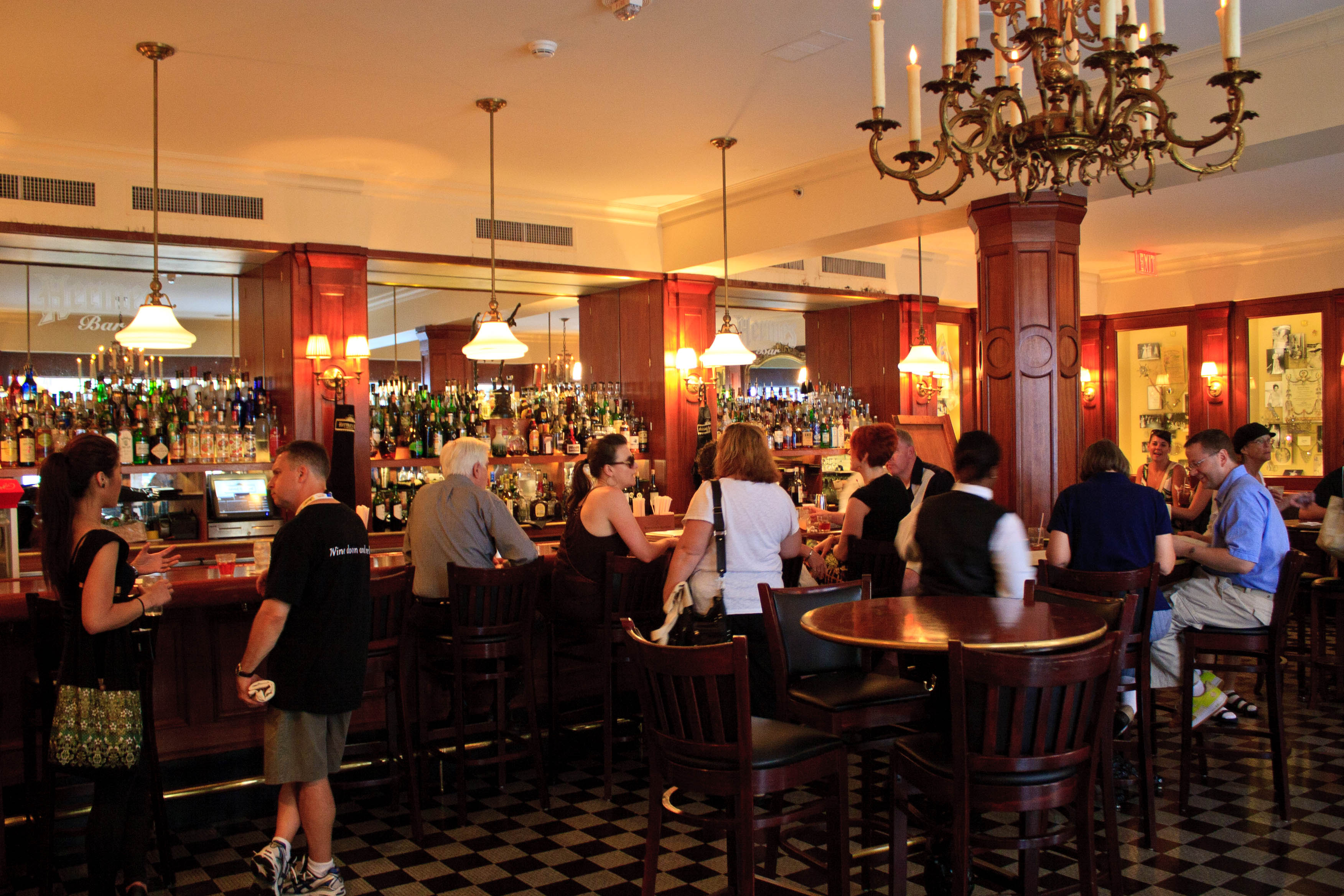 File:Hermes Bar at Antoines.jpg - Wikimedia Commons