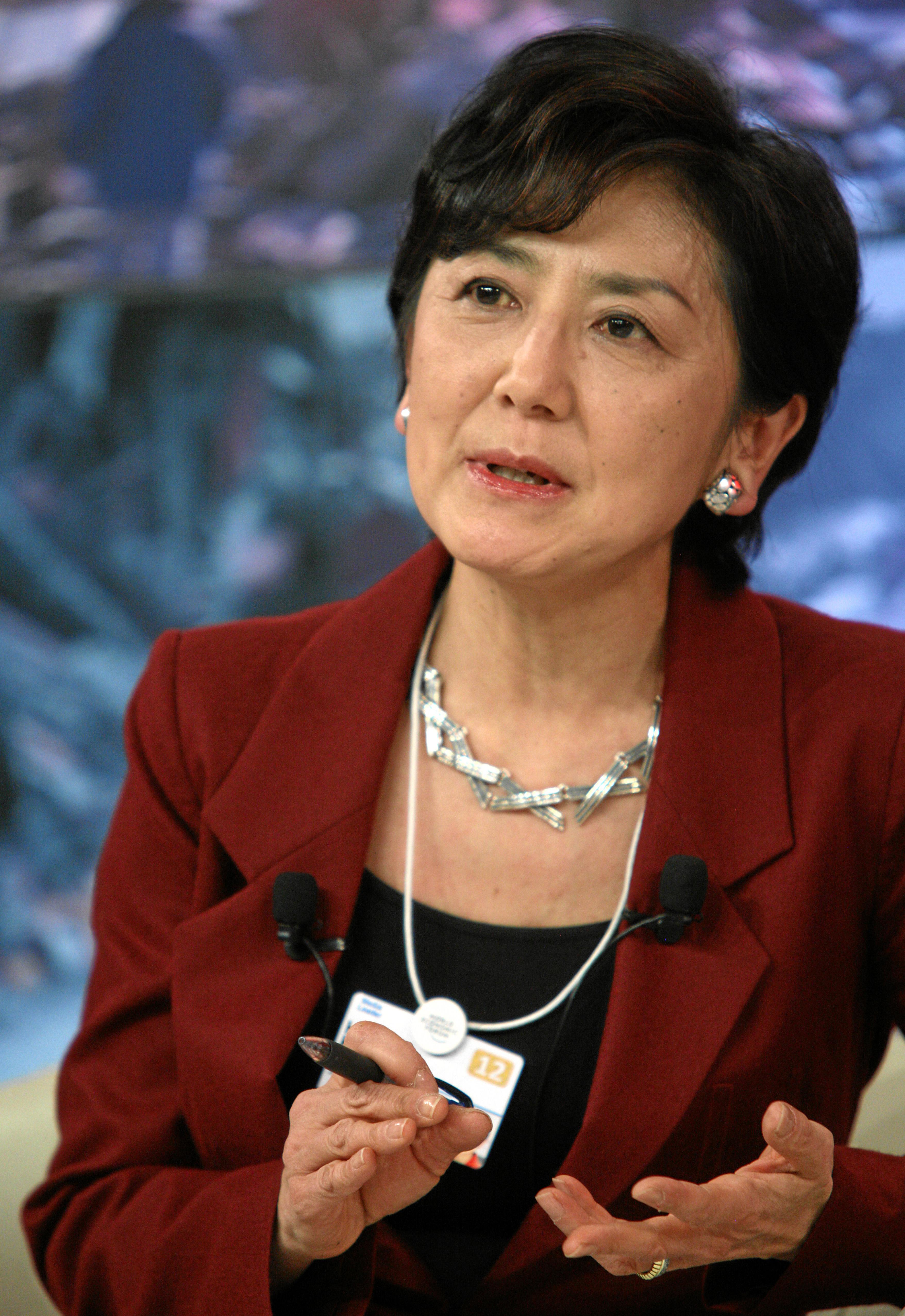 国谷裕子 - Wikipedia