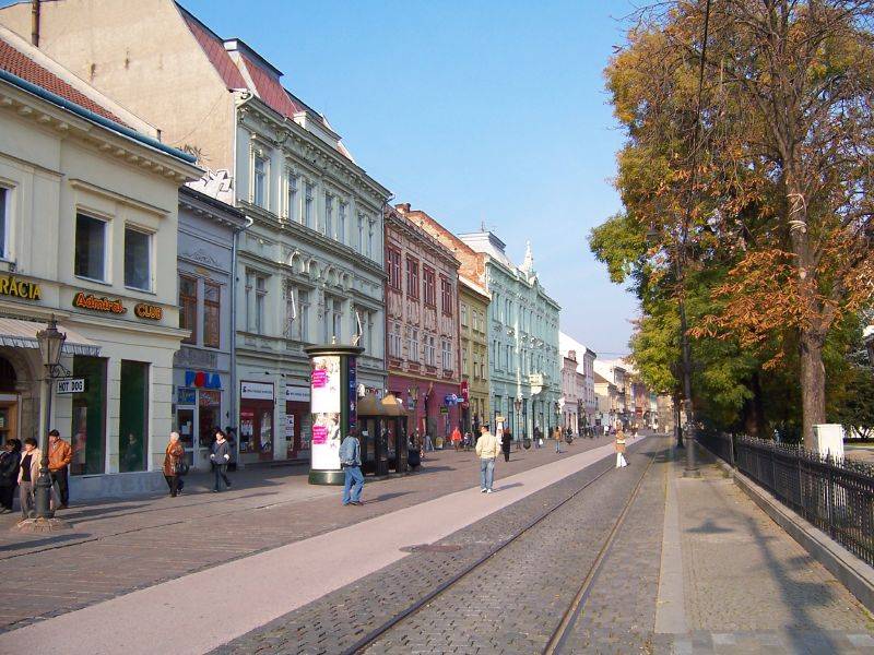 kosice dating Doubletree by hilton hotel kosice is footsteps from hlavná ulica shopping explore košice's historic past, dating to the 13th century.