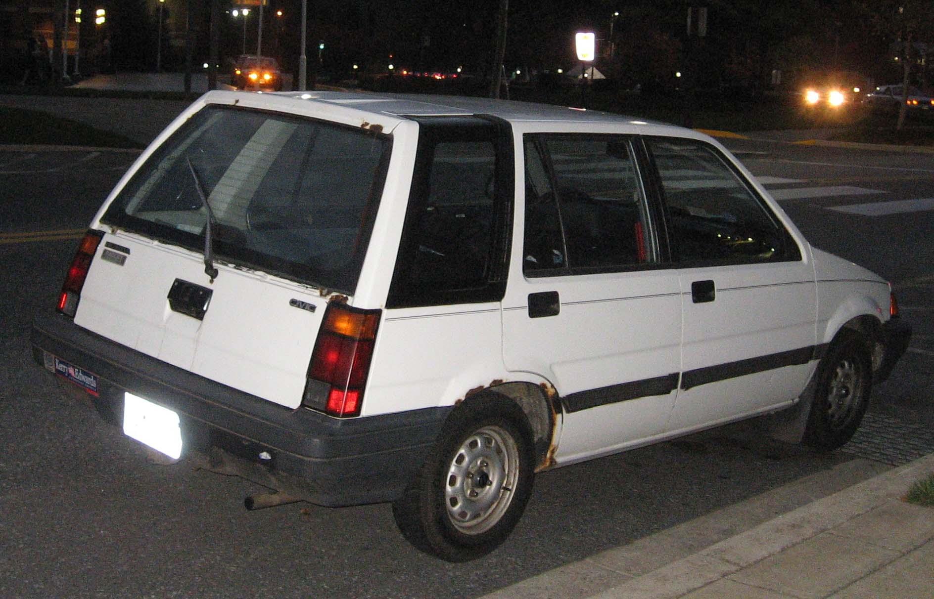 File:Honda Civic wagon.jpg - Wikimedia Commons
