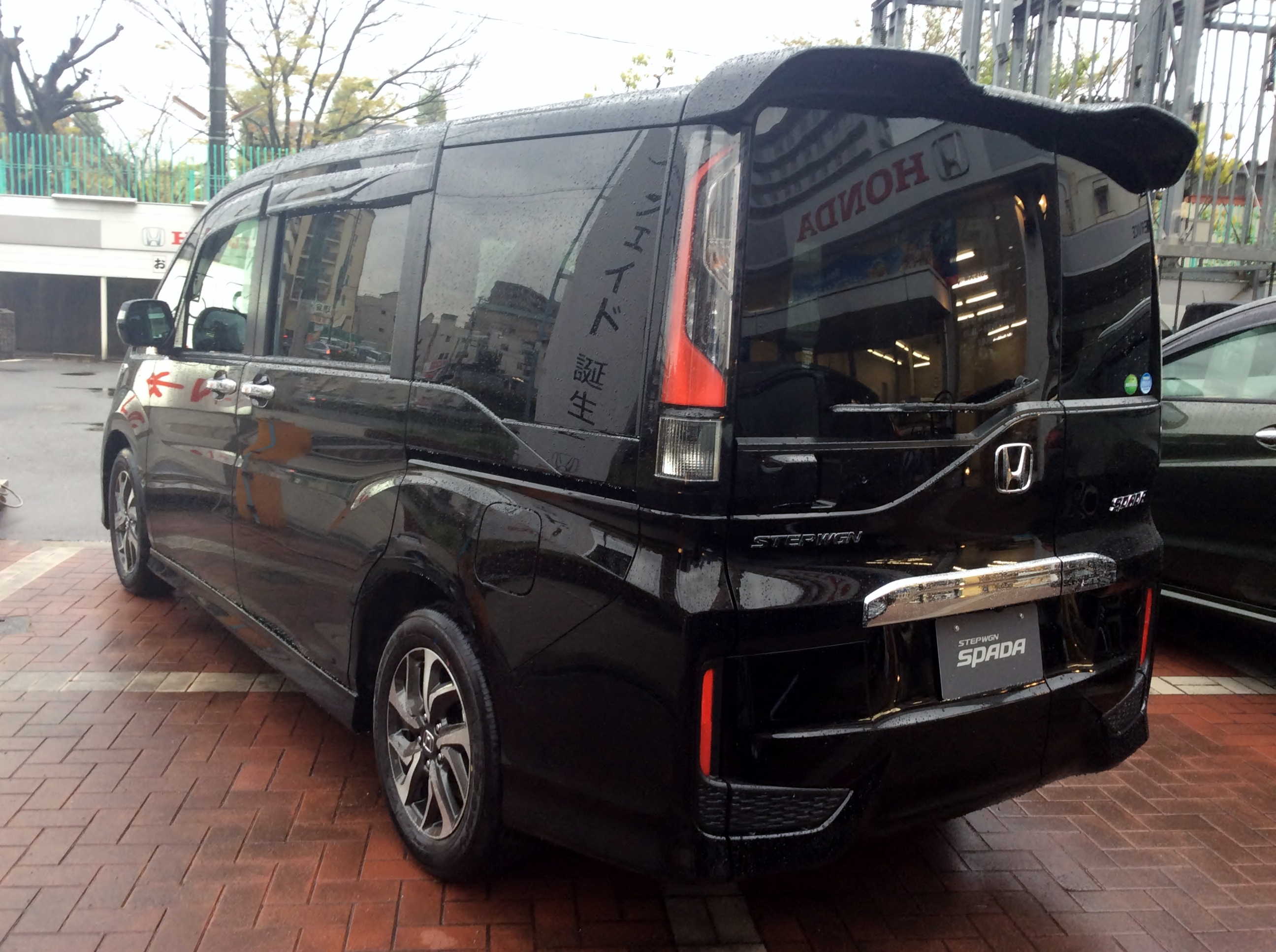 File:Honda STEPWGN SPADA・Cool Spirit (RP3) rear.JPG