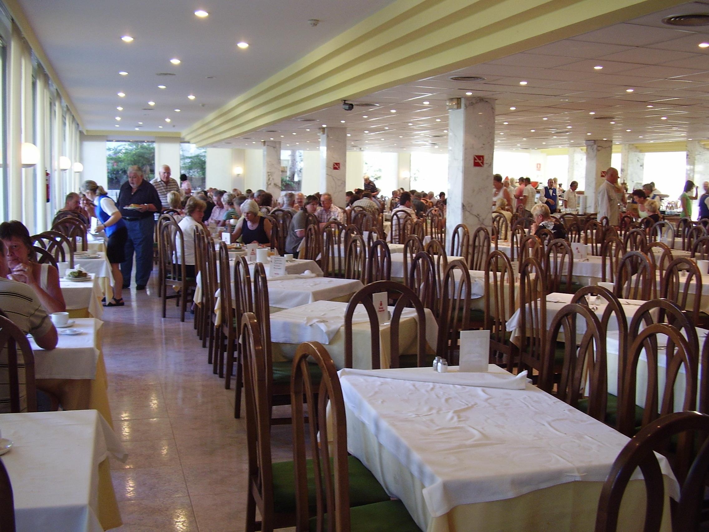 Hotel Oleander Mallorca Essenszeiten