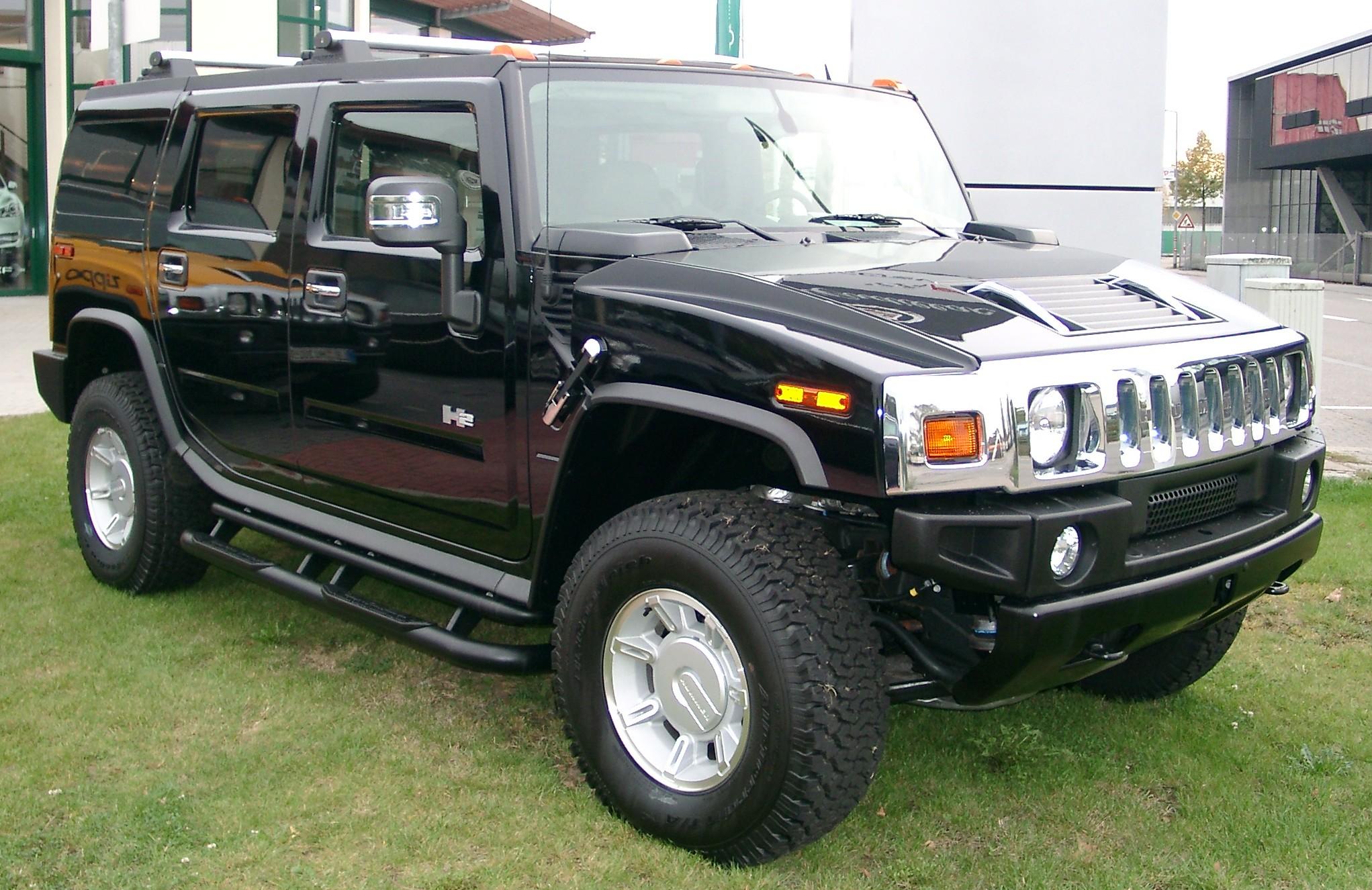 File:Hummer H2 front 20070928.jpg