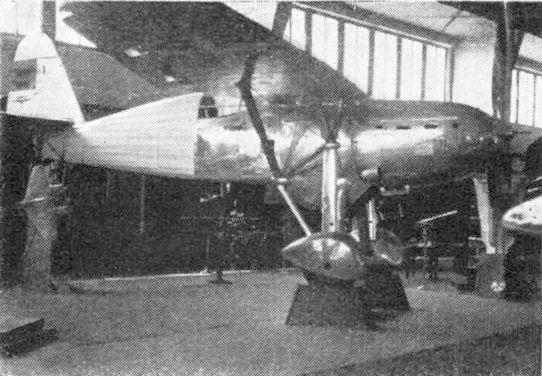 quizz avions - Page 38 Ikarus_IK-2_photo_L%27Aerophile_June_1938