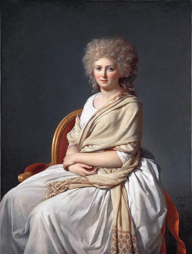 Jacques-Louis David [Public domain], via Wikimedia Commons