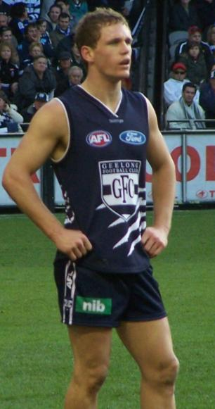 The 30-year old son of father (?) and mother(?) Joel Selwood in 2018 photo. Joel Selwood earned a  million dollar salary - leaving the net worth at 2 million in 2018