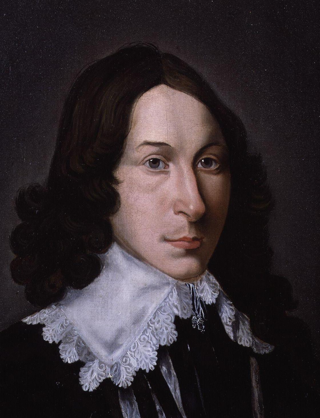 Depiction of John Evelyn