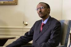 President Paul Kagame of Rwanda