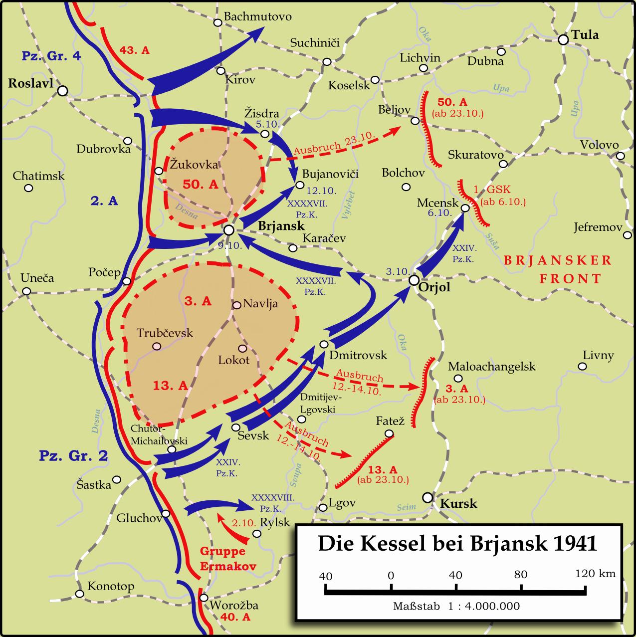 File:Karte - Kesselschlacht bei Brjansk 1941.png - Wikimedia Commons