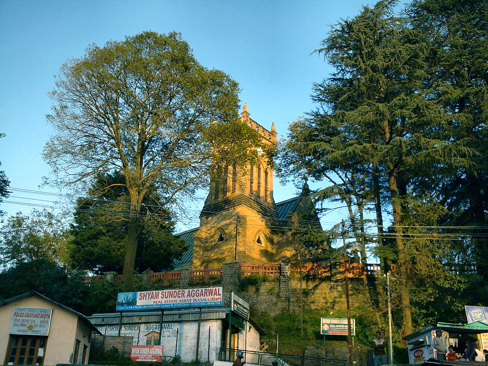 Kasauli Travel Guide 2020, How To Reach, Places To Visit & Much More! 6