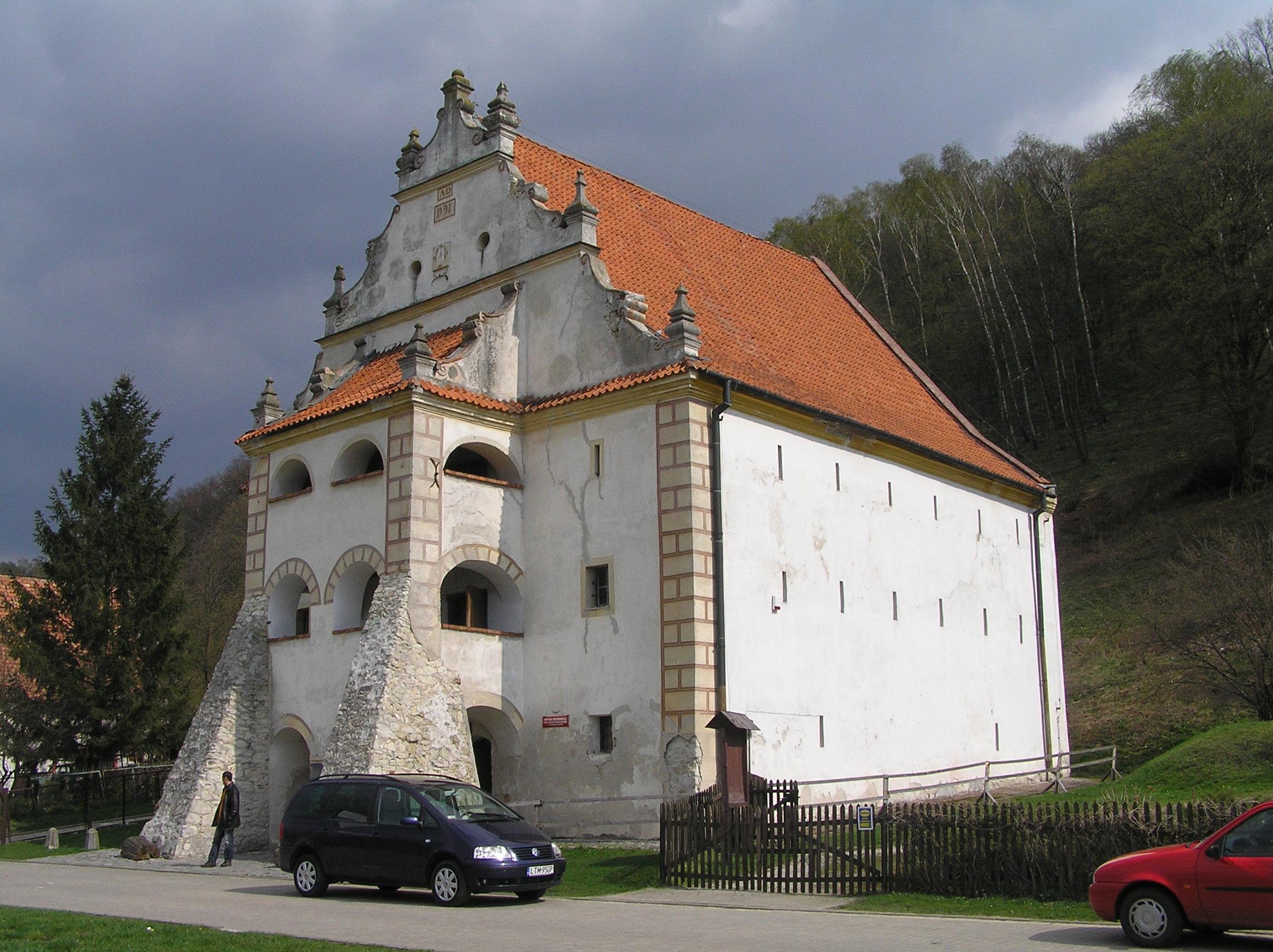 Kazimierz Dolny-Spichlerz