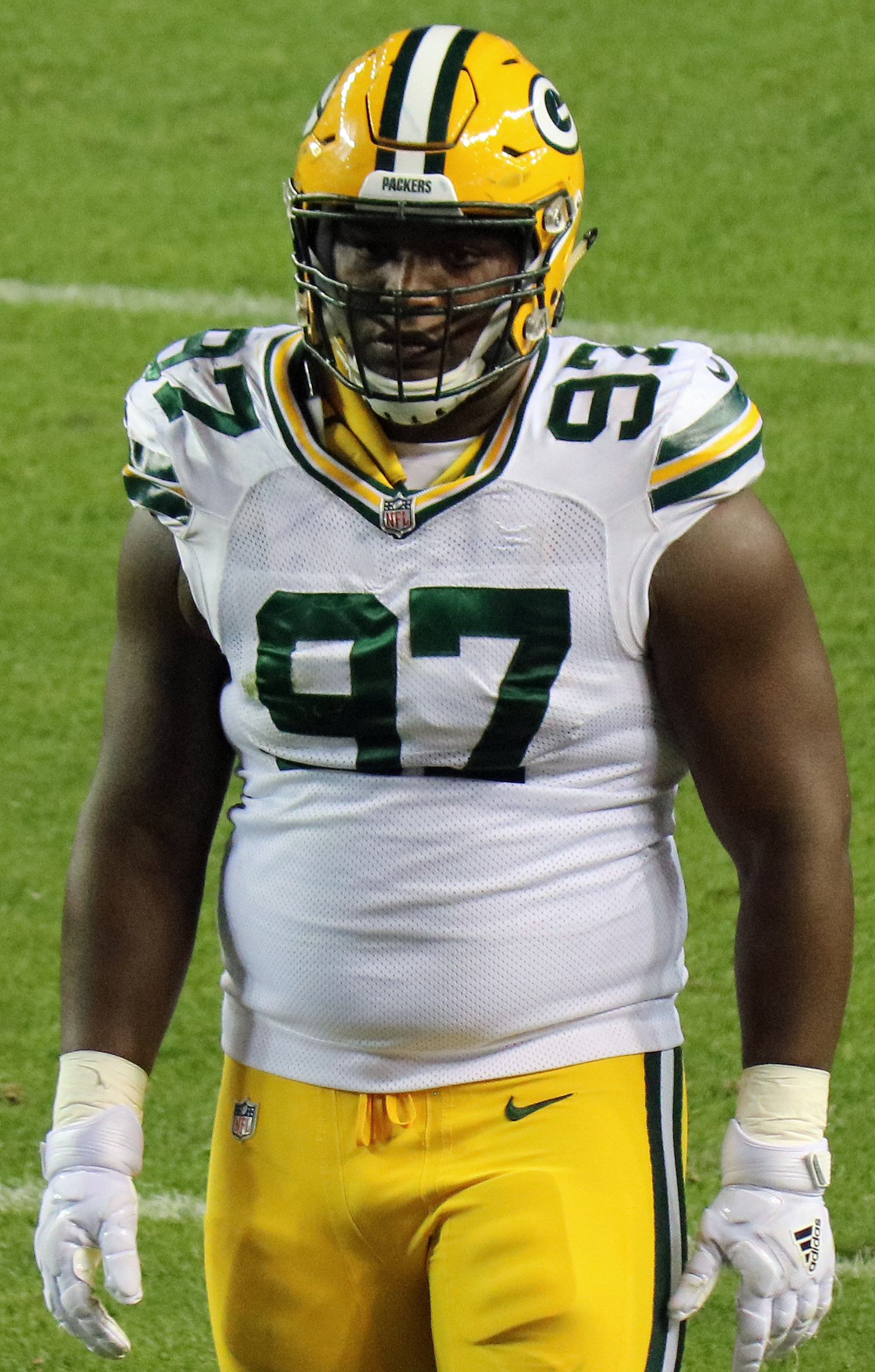 info for 35262 792b9 Kenny Clark (defensive tackle) - Wikipedia