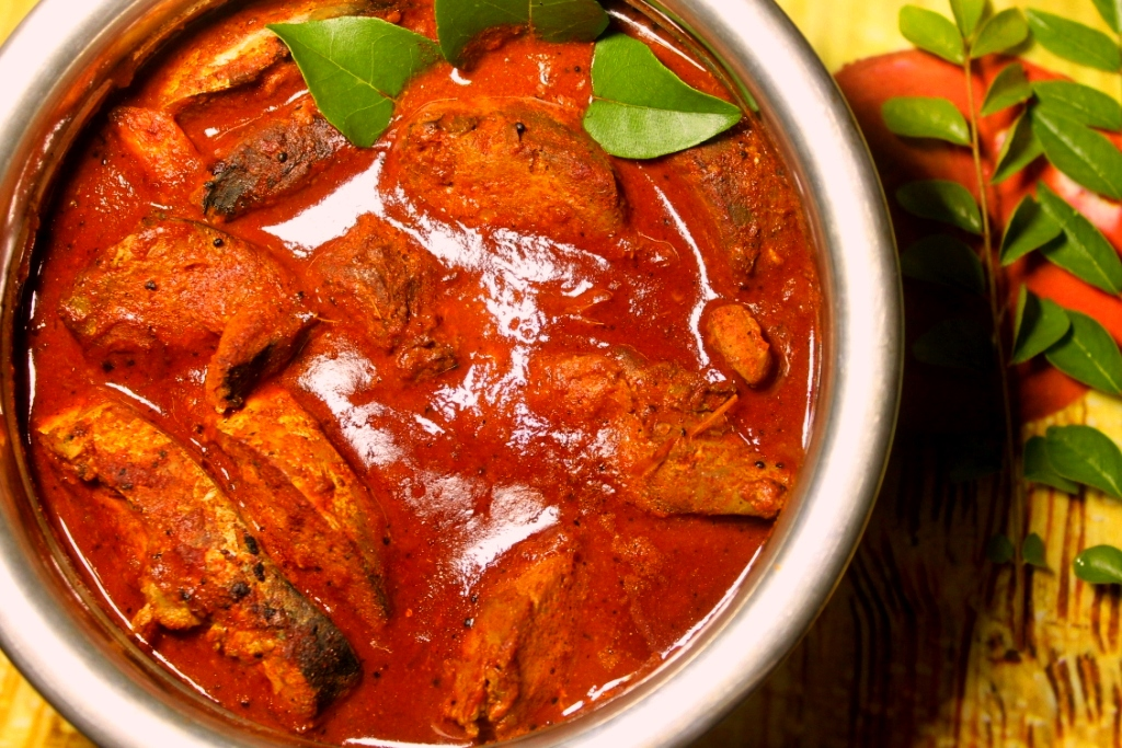 Image result for kerala fish curry