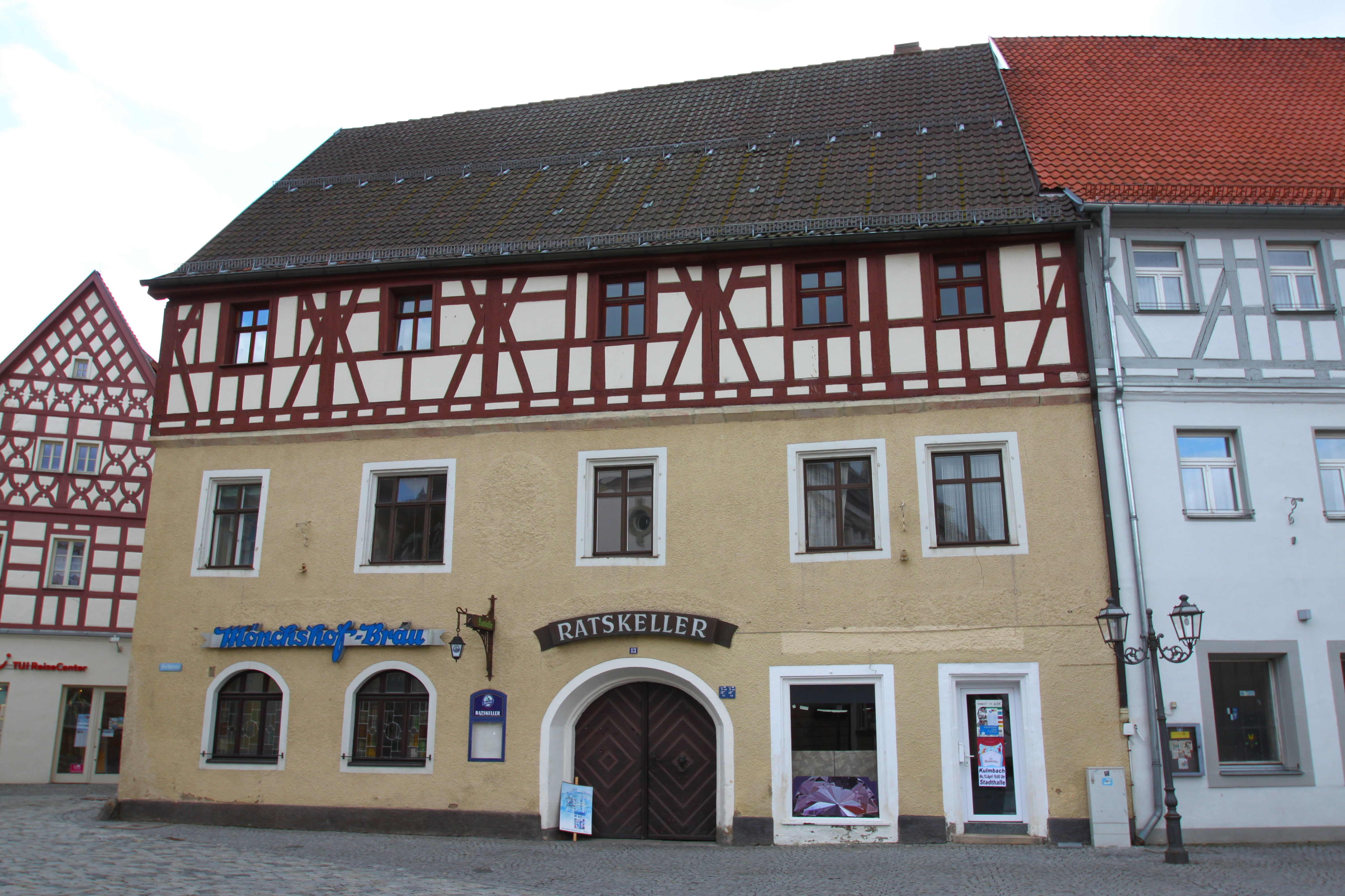 stadthalle kulmbach