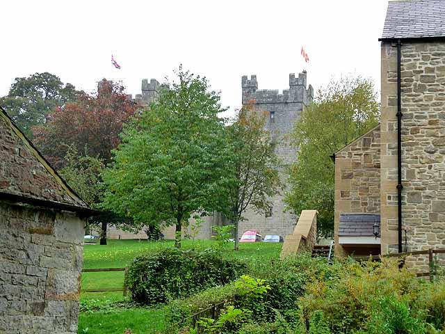 Langley Castle - geograph.org.uk - 2105744