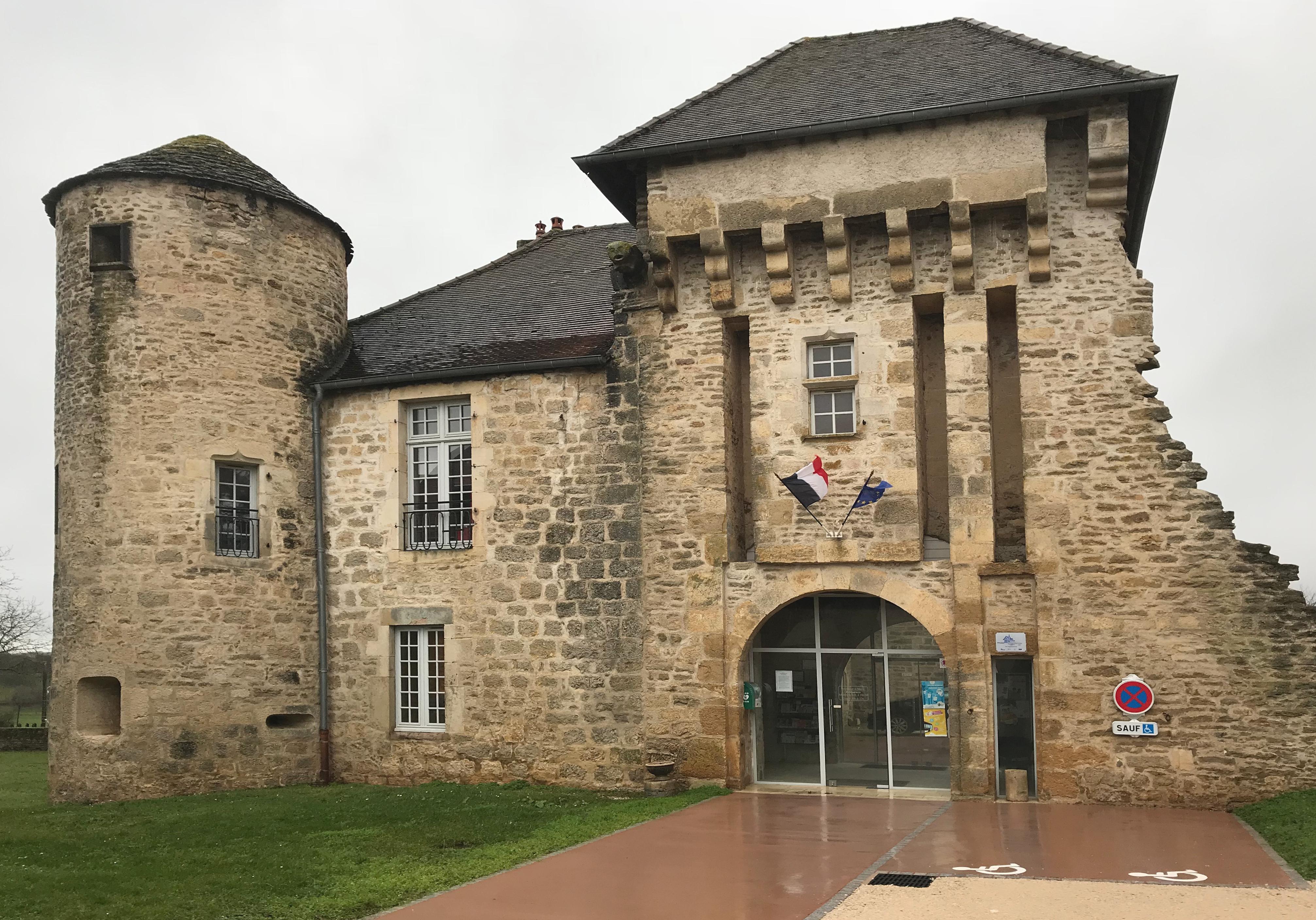 Château de Lavans-lès-Dole