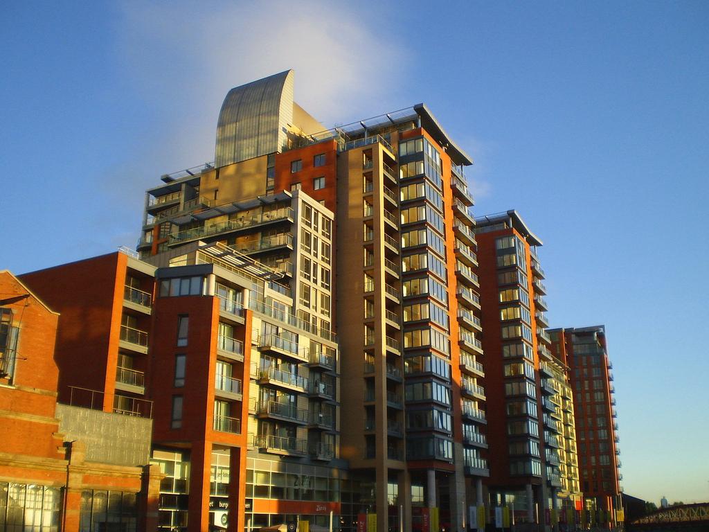 Captivating File:Leftbank Apartments, Manchester