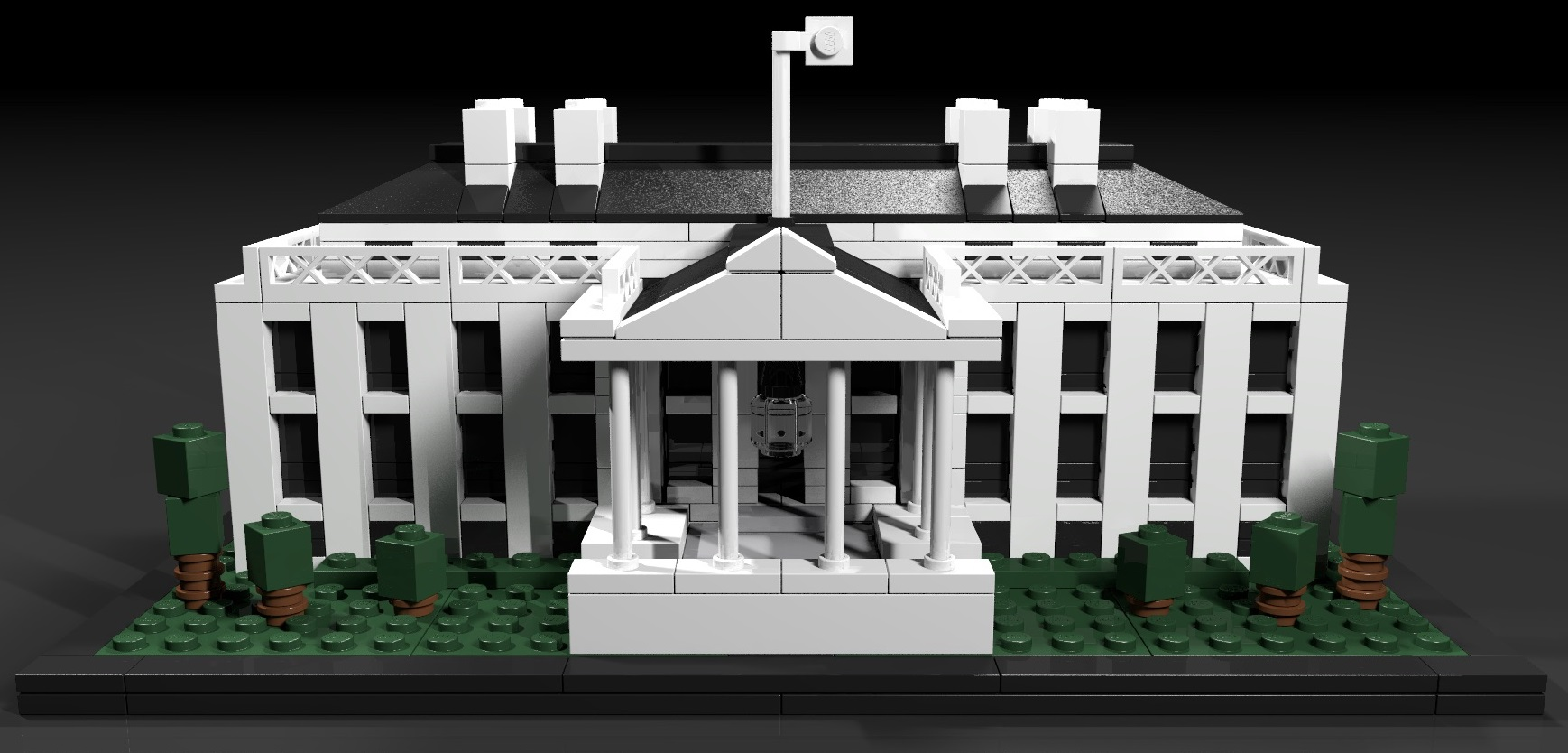 File:Lego Architecture, The White House (21006) 2.jpg ...