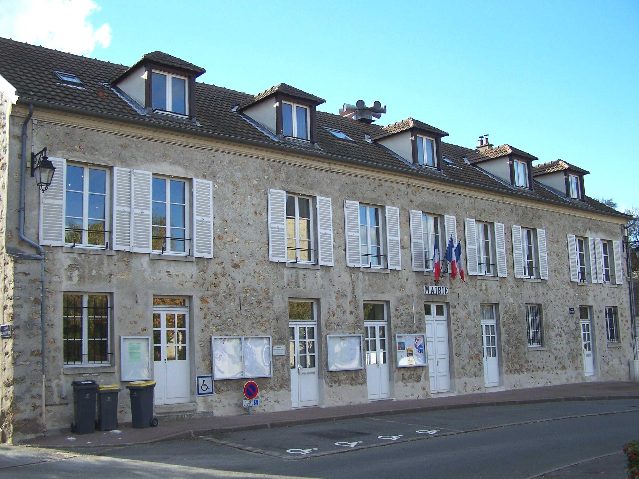Les Loges-en-Josas France  City pictures : Tập tin:Les Loges en Josas Mairie – Wikipedia tiếng Việt