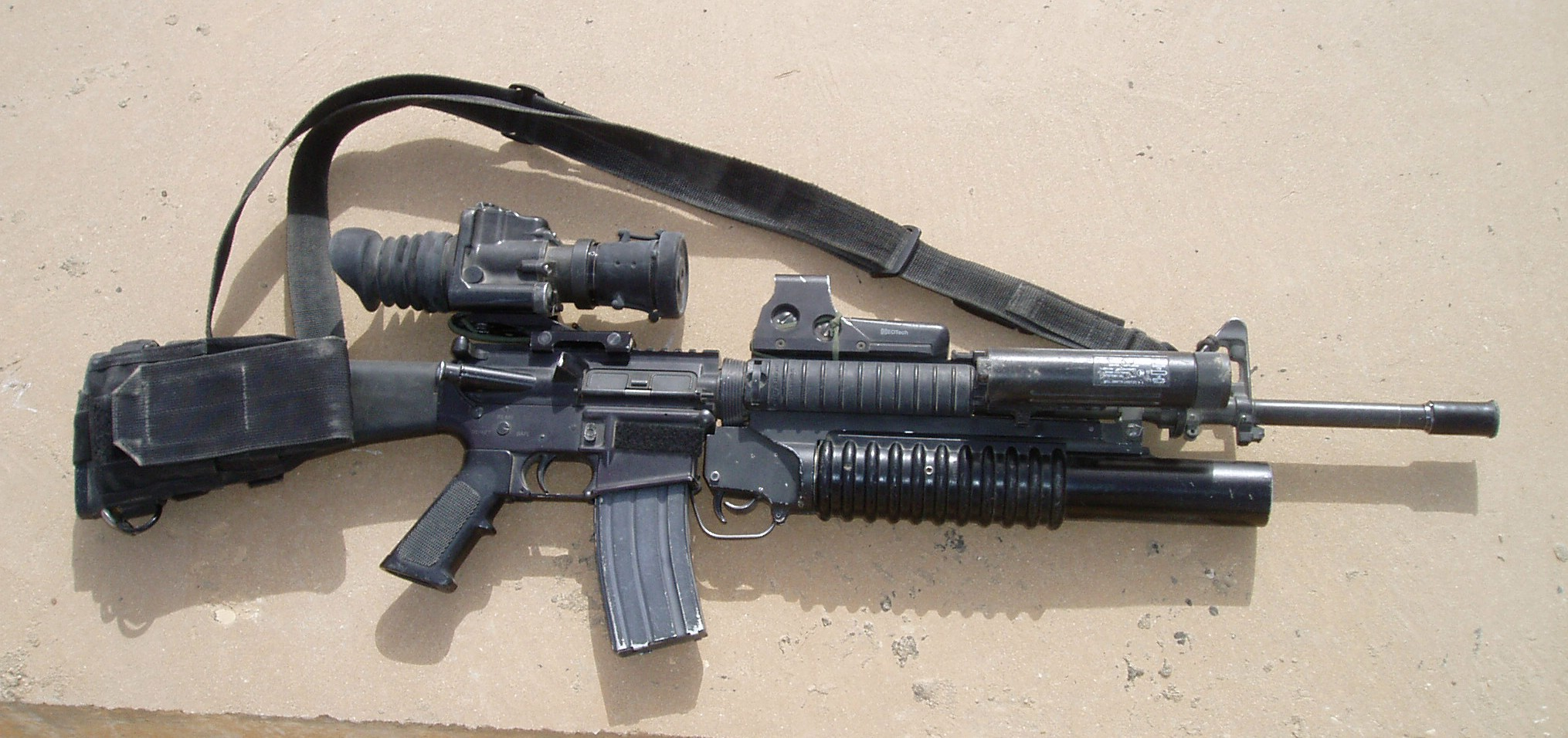 File:M16A4 (nukeit1).jpg - Wikimedia Commons