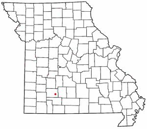Turners, Missouri unincorporated community in Missouri