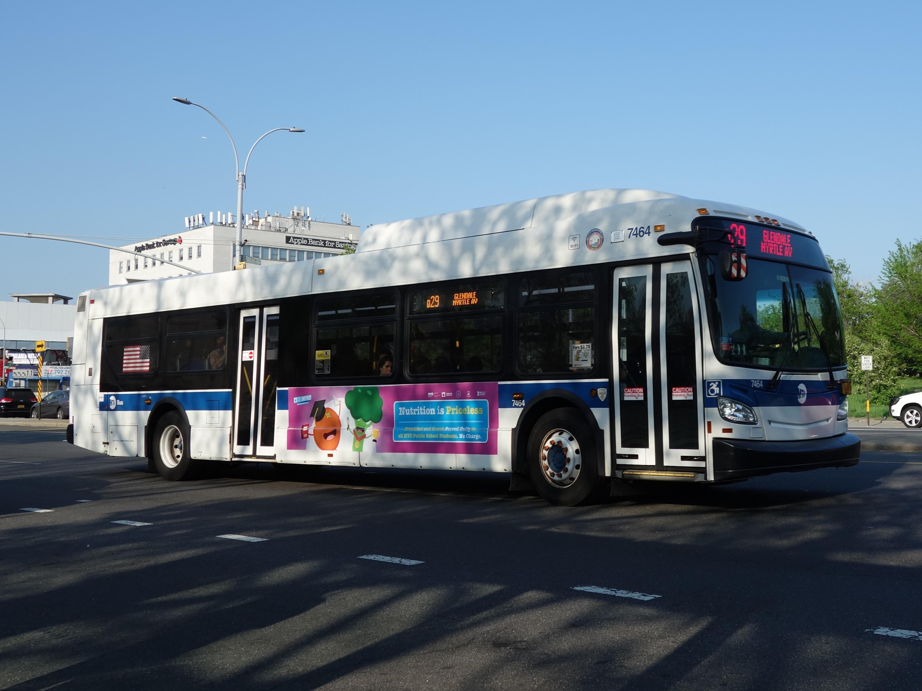 Mta Q29 Bus Www Topsimages Com