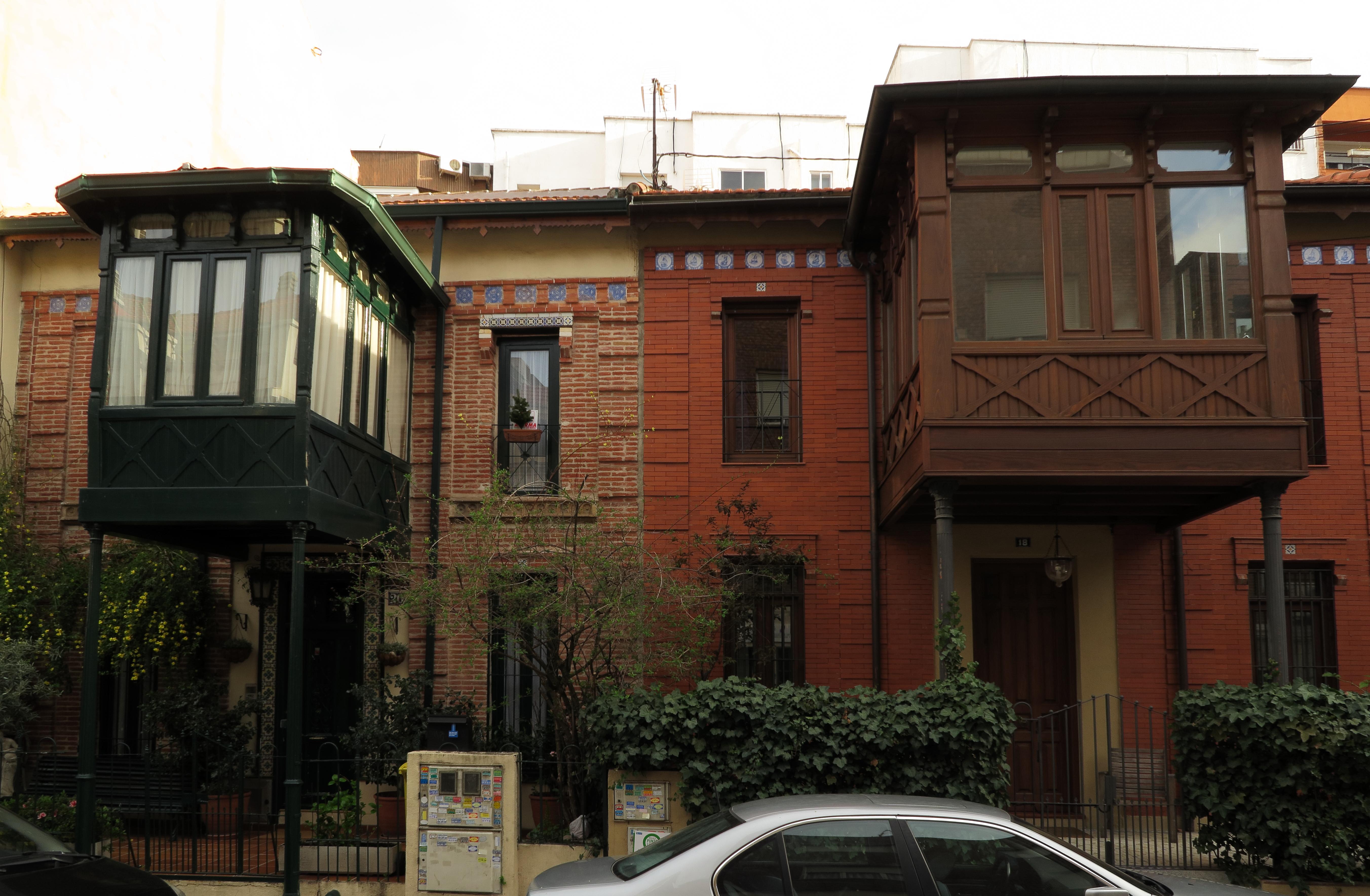 File madrid moderno colonia madrid moderno n meros 18 y for Madrid moderno