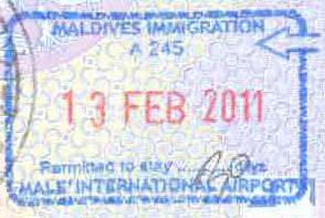 Visa Policy Of Maldives Wikipedia