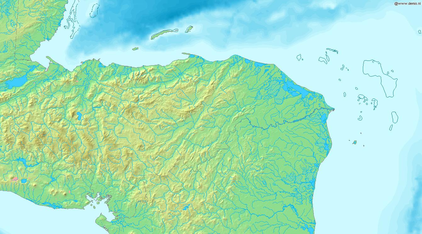Depiction of Conquista de Honduras
