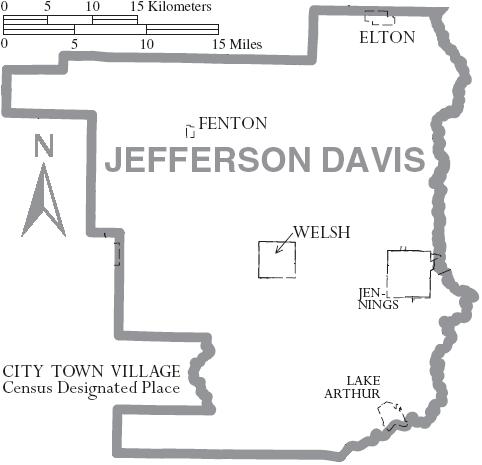Jefferson Davis Parish, Louisiana - Wikipedia, the free encyclopediajefferson davis parish