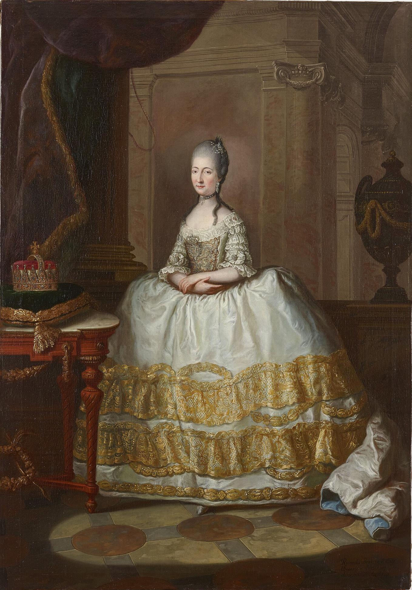 Veja o que saiu no Migalhas sobre Maria Beatriz d'Este