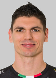 Marko Podraščanin volleyball player