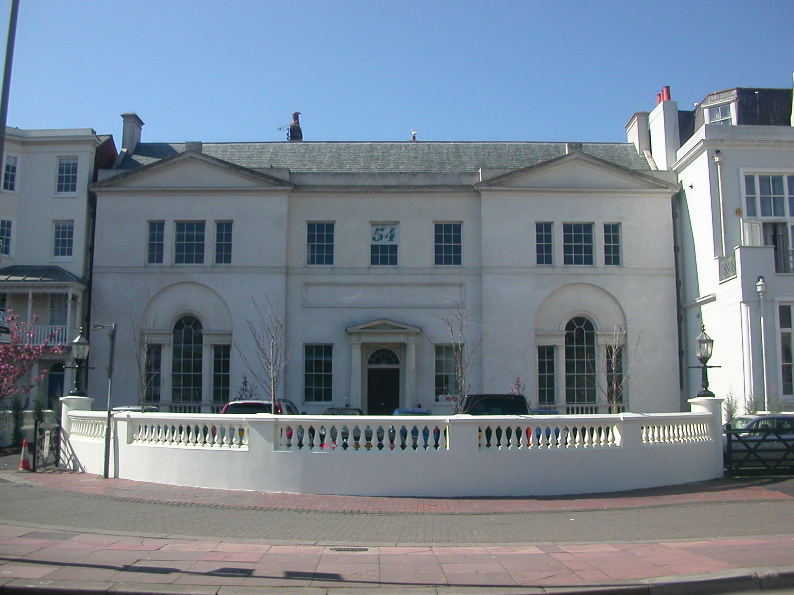 Marlborough house brighton wikiwand for Brighton house