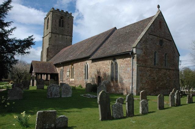 Mathon Church