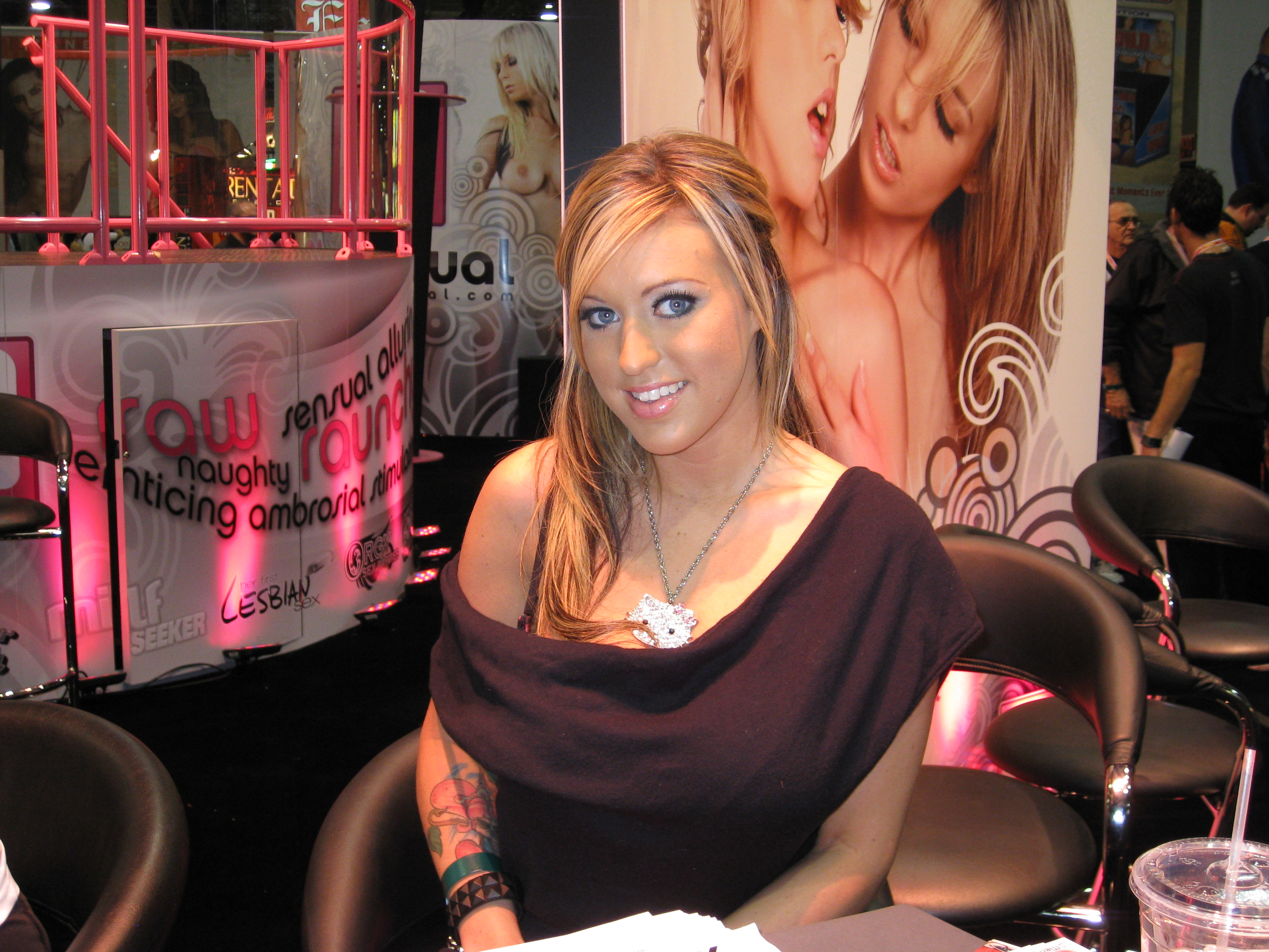 Filememphis Monroe At Avn Adult Entertainment Expo 2008 1 Jpg