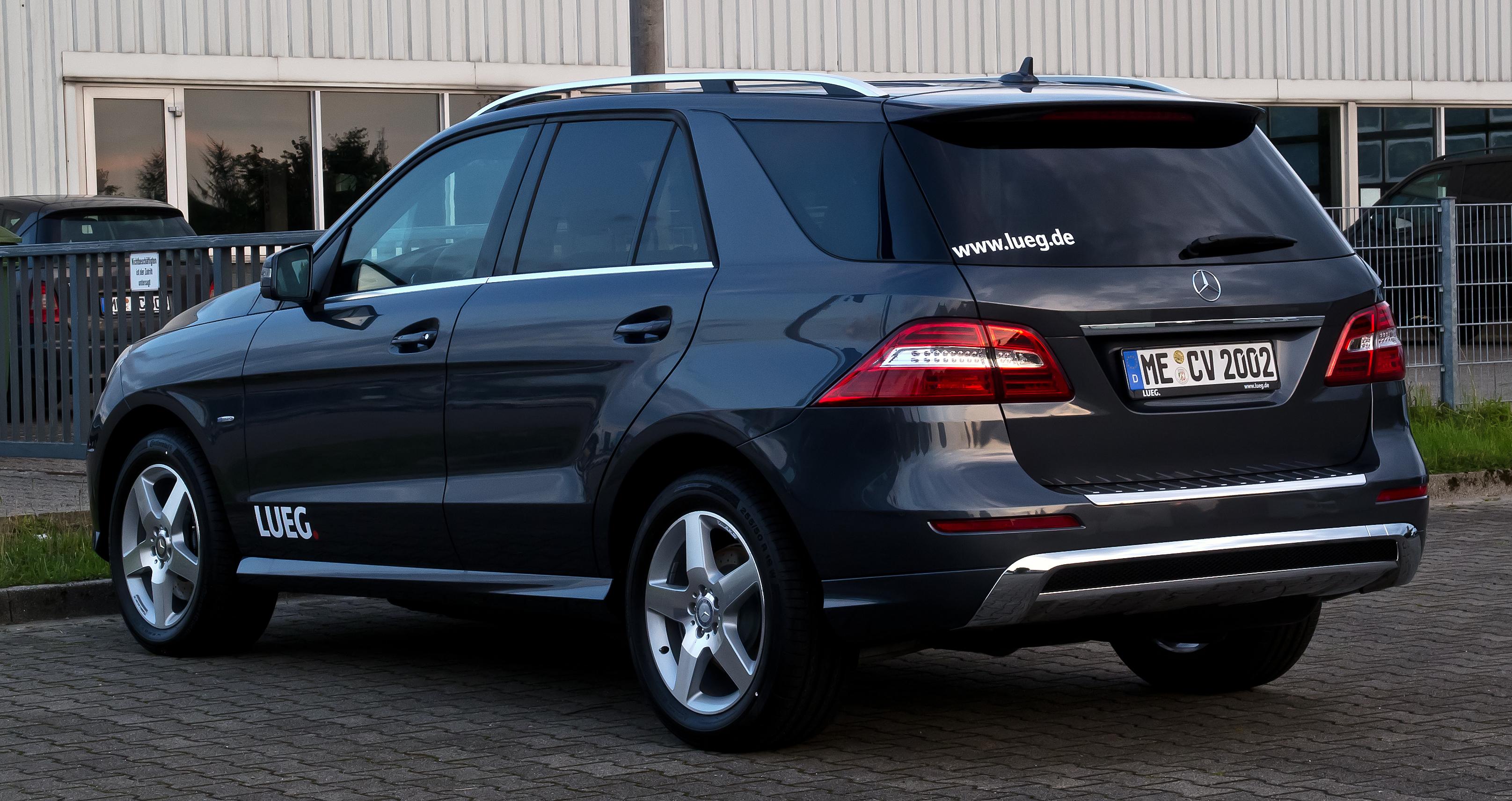Mercedes Ml Bluetec  For Sale