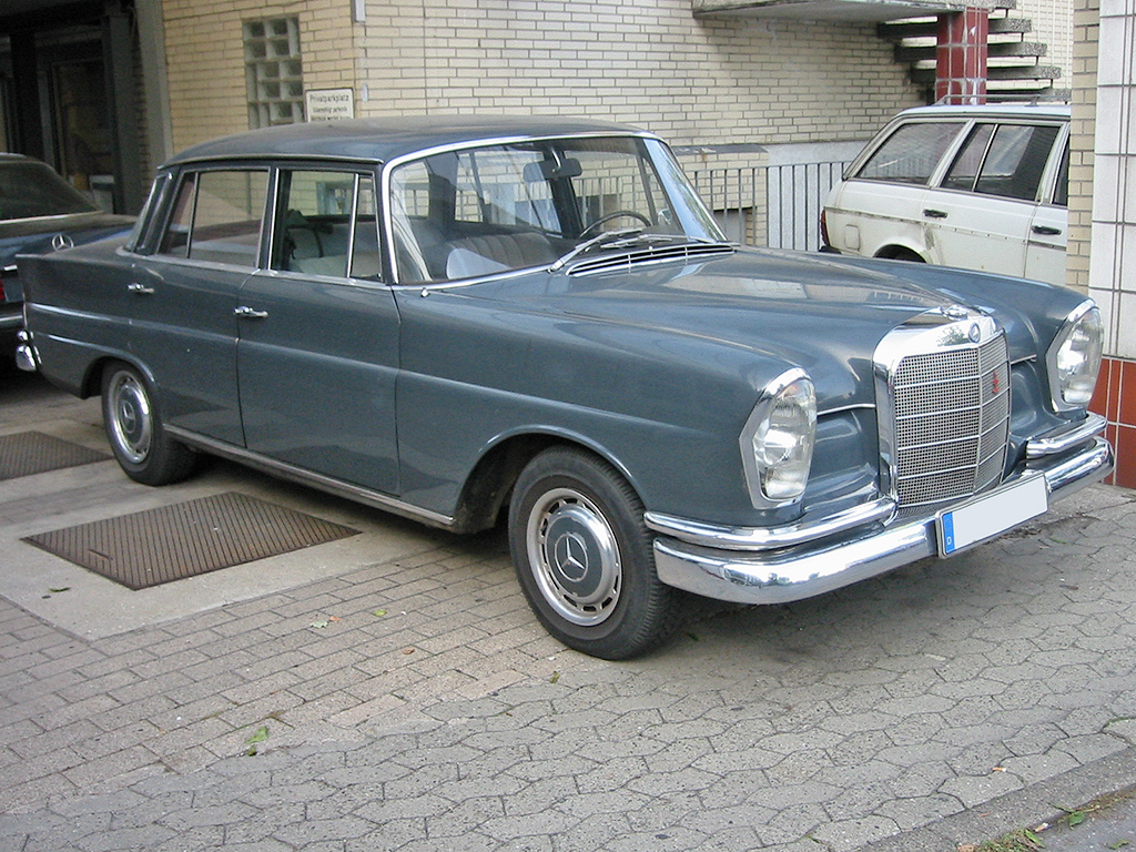 Mercedes Benz W111 3.5 Coupe 280SE Sunroof lite project V8 ... |Mercedes Benz W111
