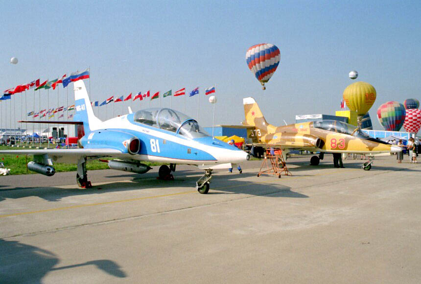 Iran Air Force (IRIAF) | News and Discussions - Page 3 MiG-AT_81_83
