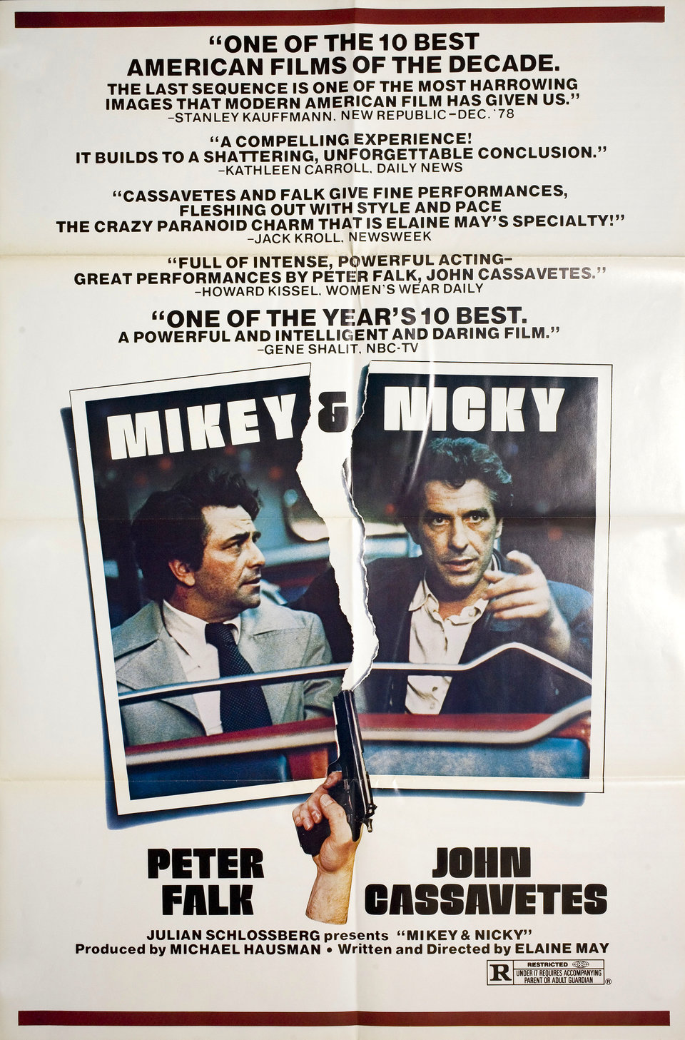 Mikey And Nicky Wikipedia