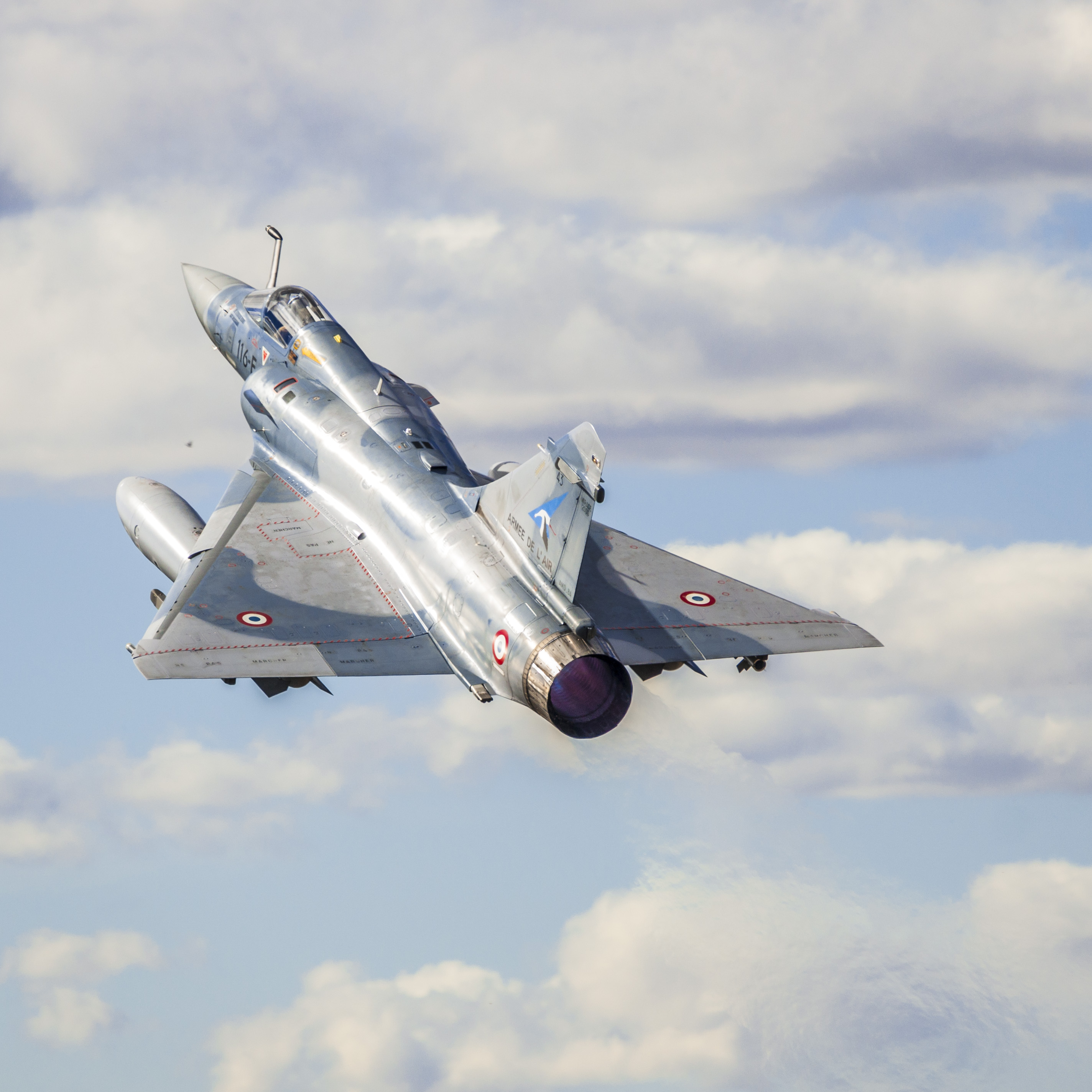 Image Gallery Mirage 2000 History