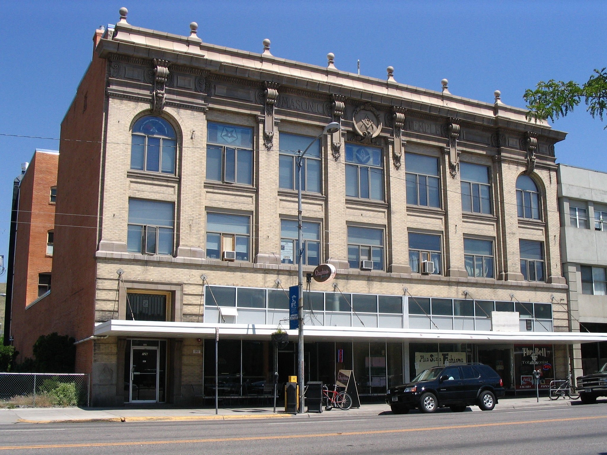 Masonic Lodge (Missoula, Montana) - Wikipedia