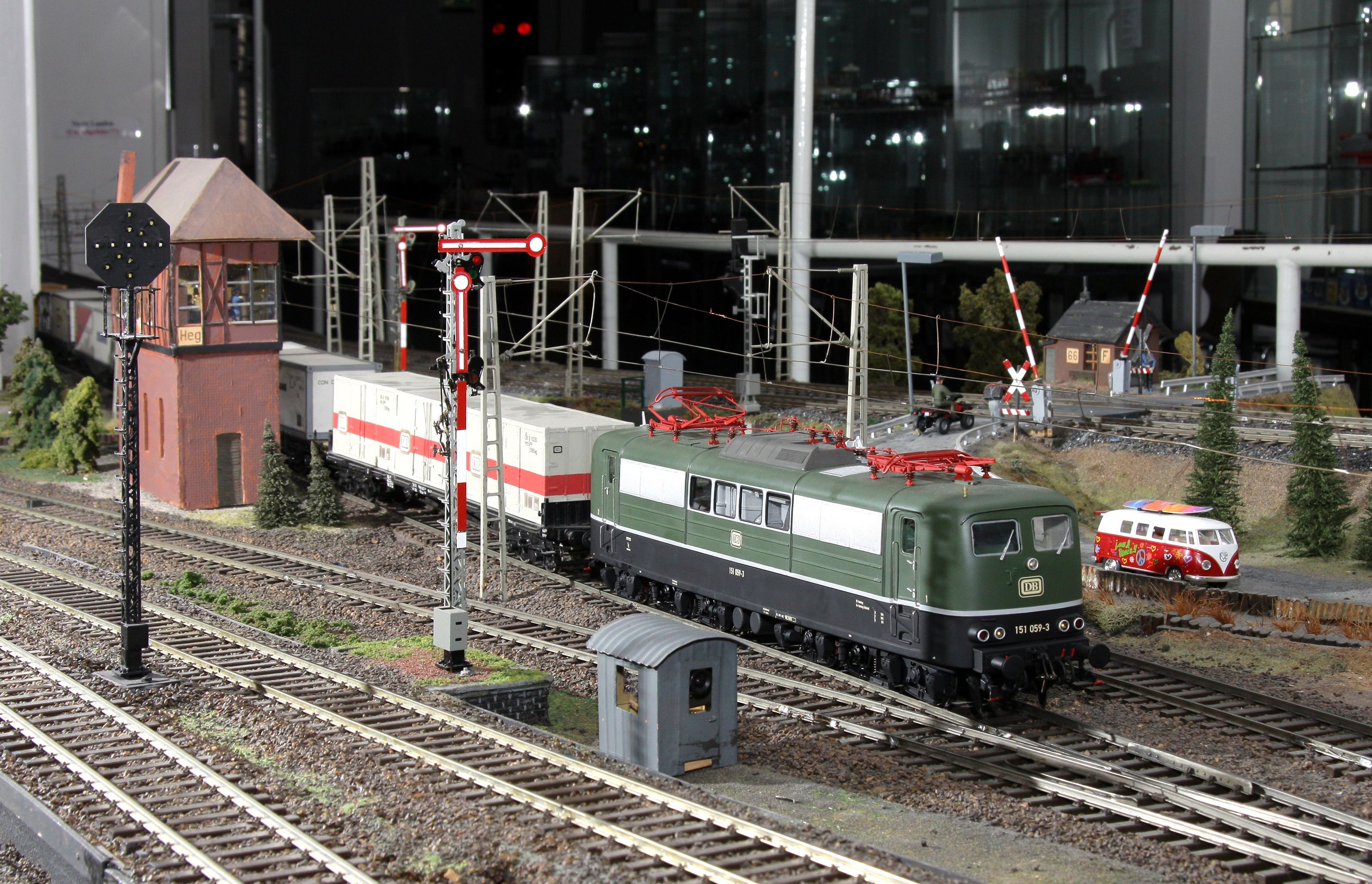 Modelleisenbahn Hamburg - Wikiwand